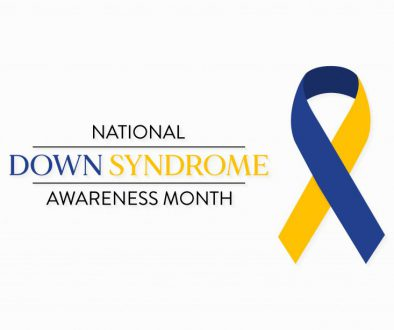 Vector illustration on the theme of National Down Syndrome awareness month observed each year during October.