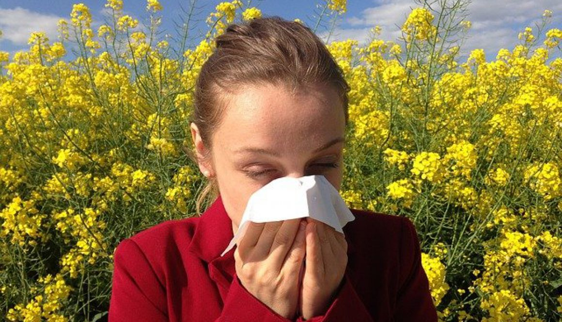 being allergy aware is nothing to sneeze at